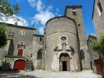 Eglise Romane.