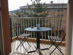 Agréable balcon au calme