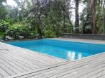 Flor de Mayo Guest House is a beautiful and welcoming refuge for health conscious travelers on a 7ac