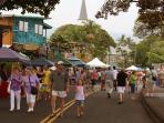 Kailua Village/Alii Dr.