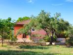 Holiday villa in Lithies organic farm