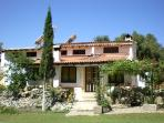 For nature, hiking and a peaceful sleep in nature park ¨ Las Villas¨, Andalucia