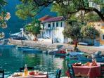 Kefalonia Ionian Islands Greece