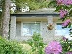 Aber cottage with its verandah