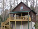 Wolf Creek Lake Cabin- Windy Hollow Cabin