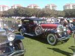 Annual Concours d'Elegance in March