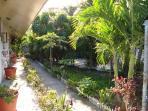 Outside the Apartment:Lovely Gardens