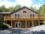Raystown Lake Vacation Cabin Rental near the lake