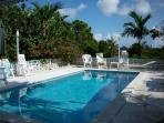 House Pool Area