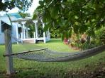 House - Gazebo and Hammock