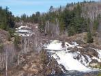 AY Jackson Look Out, (Onaping Falls) Hiking trail minutes from cottage