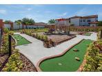 Mini Golf in the resort