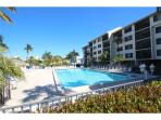 Largest Heated Pool on Fort Myers Beach!