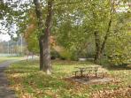 River walk park