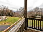 The unit boasts views to the north, south, and west - the western views are especially scenic!
