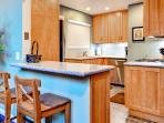 This brand new kitchen comes fully equipped