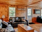 Live the 'Lake Life' at this  East Wakefield Vacation Rental Cottage