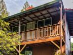 Cozy & Peaceful 1BR Forest Grove Apartment w/ WiFi, Fire Pit & Private Balcony Overlooking Gales Creek - Easy Access to the Beach, Downtown Portland, Wineries & Much More!