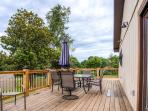 Host the perfect wine country getaway at this Afton vacation rental!