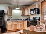 Prepare delicious home cooked meals in one of 2 fully equipped kitchens!