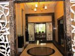 Lobby Hallway of One Central Park
