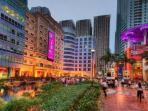 Easwood City Mall Promenade