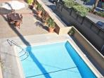 Ocean View Pool and Table