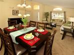 Living & Dining Room-Spacious Area