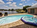 A relaxing getaway awaits you at this Port Charlotte vacation rental house!