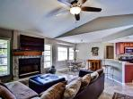 You'll love this home's spacious open layout!