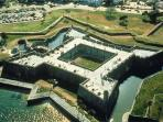 Explore the fort