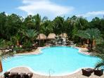 Fabulous Resort Pool and Waterfall