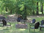 Fire Pit added in 2012
