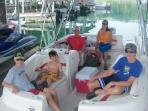 Boat Rentals available at nearby Marina\'s