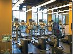 Full Amenities Building - Large Cardio Fitness Gym