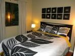 Villa #2 -Bedroom II full bed