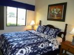 Villa #213A, Bedroom II, Full bed