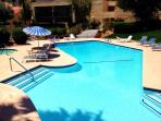 Lots of Pools here in the complex to enjoy