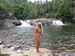 Linville Falls 10 minutes away