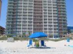 New Paradise Resort Beachside View