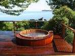 Hot Tub on the Ocean