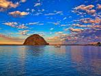 Just another beautiful day in paradise.  Morro Bay Sunset