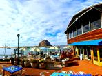 Blue Sky Bistro- Best Breakfast in Morro Bay Great lunch and dinner too with  Live entertainment