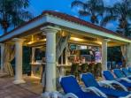 Tiki Bar at The Clubhouse