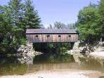 Covered Bridge swimming hole