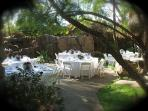 Weddings for up to 140 people
