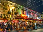 Chic Espanola Way, only 10 minutes away!