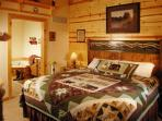 Bedrooms with private baths