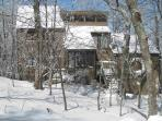 The Wintergreen Chalet