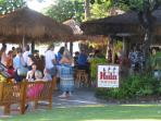 Hula Grill on the Beach. 5 min walk from condo